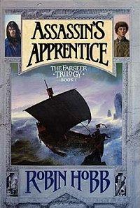 Robin hobb fantasy novels