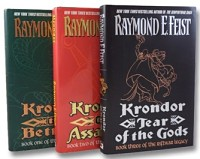 Feist Krondor riftwar legacy