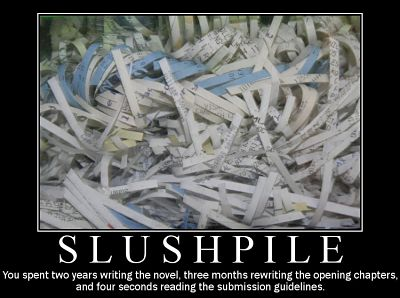 writing slush pile
