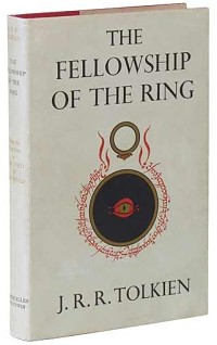 Favorite fantasy novels by Tolkien