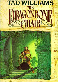 dragonbone chair fantasy novel