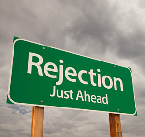 writing competition and rejection