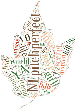 NLpitchperfect tag cloud