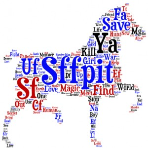 sffpit winners tag cloud