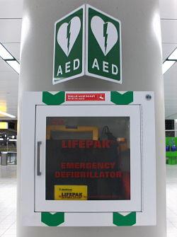 Defibrillator medical
