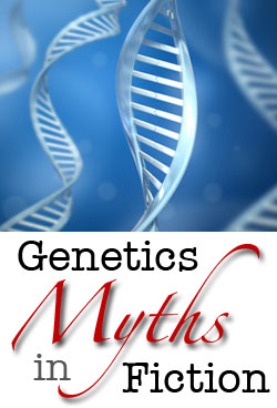 genetics myths in fiction