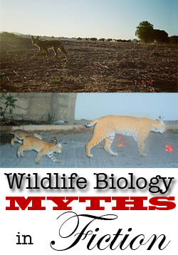 wildlife biology in fiction
