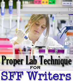 Lab technique for SFF writers