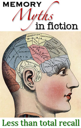 memory myths in fiction