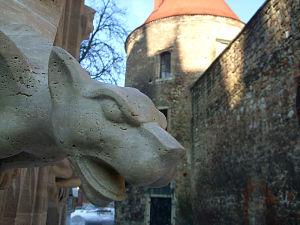 Garogyle cathedral