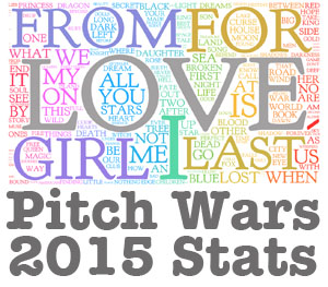 pitch wars 2015 stats