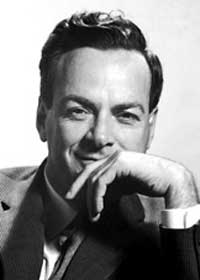 Richard Feynman nanotech