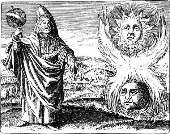 Hermetic magic tradition