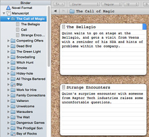 5 Reasons to Write with Scrivener