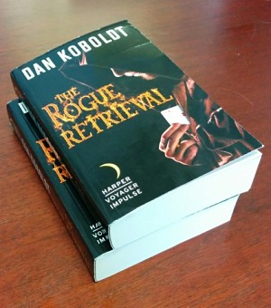 The Rogue Retrieval in print