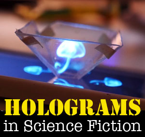 holograms in science fiction
