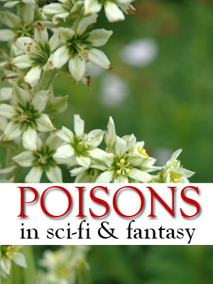 poisons in sci-fi/fantasy