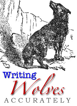 writing wolves accurately