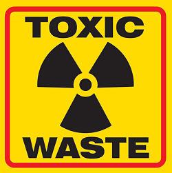 toxic waste sci-fi
