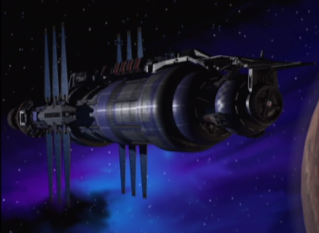 babylon 5 design