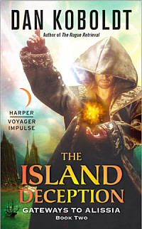 Release Day for The Island Deception