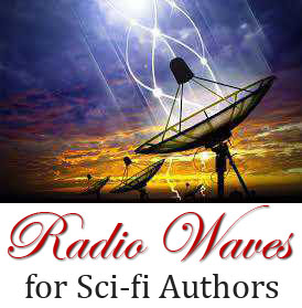 radio waves for scifi authors