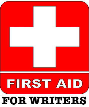 First Aid and Field Dressings for Writers