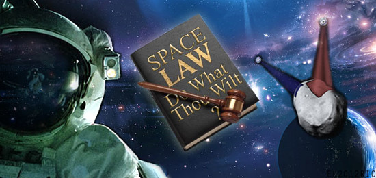 space laws in sci-fi