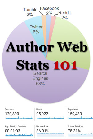 author web stats 101