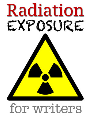 nuclear radiation for writers
