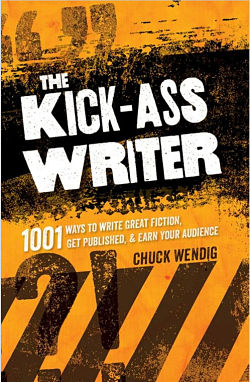 kick-ass writer by Chuck Wendig