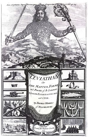 Hobbes Leviathan Cover