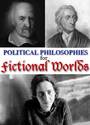 political philosophies in fiction