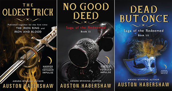 The saga of the redeemed by auston habershaw