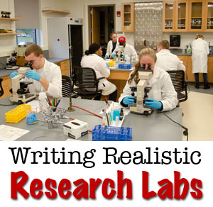 Writing Realistic Research Labs