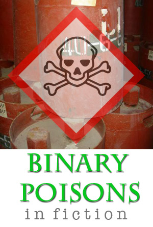 binary poisons in fiction