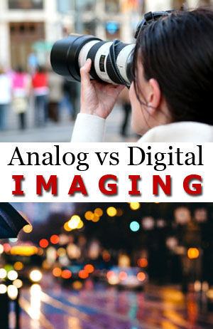 analog vs digital imaging