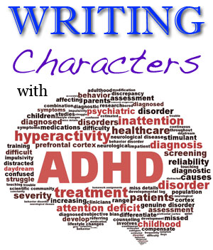 Writing Characters with ADHD