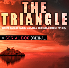 The Triangle sci-fi adventure series