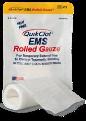 quick clot gauze