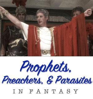 prophets preachers parasites