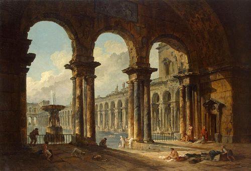 ancient public baths