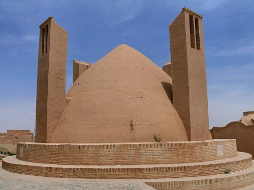 ancient qanats