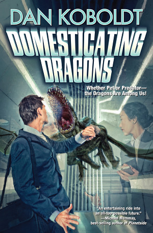 Domesticating Dragons Cover 300px