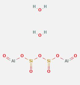 Clay molecular formula