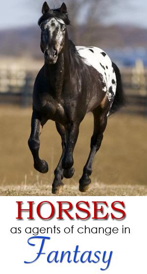 Horses in fantasy